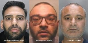 Luton Drugs Gang jailed for Multi-Million Pound Operation f