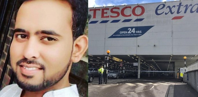 Man charged for Hyderabad Man Murder in Tesco Carpark f