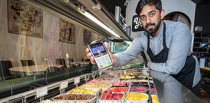 Man cons Ice Cream Parlour refunding Himself £1,300 f