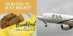 PIA gets flak for Sausage, Egg & Beans Breakfast Advert