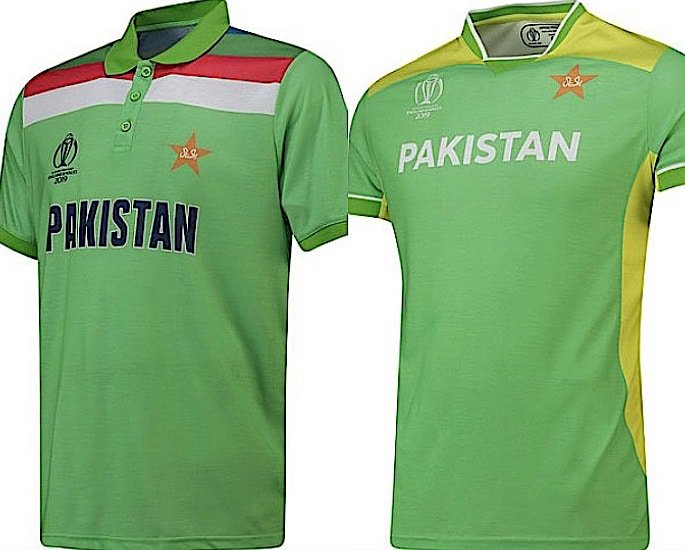 Pakistan Kit for Cricket World Cup 2019 Unveiled? - IA 1.1