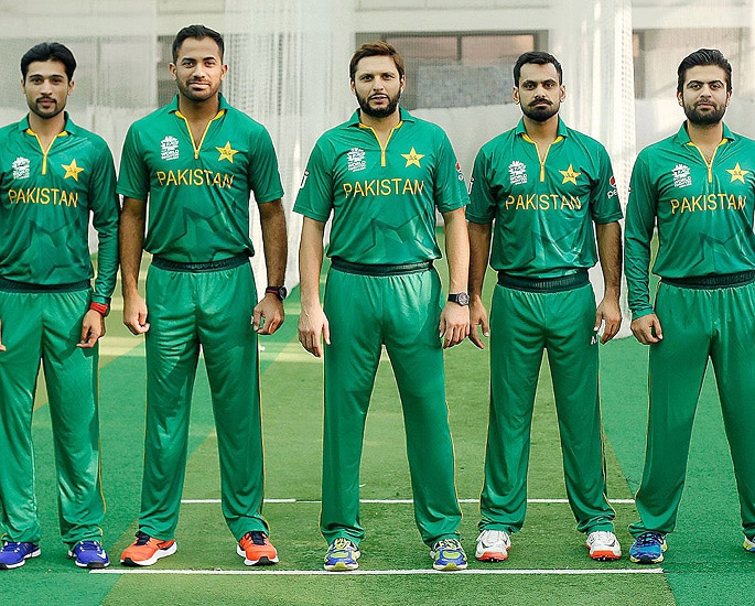 Pakistan Kit for Cricket World Cup 2019 Unveiled? - IA 2