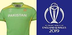 پاکستان کٹ برائے کرکٹ ورلڈ کپ 2019 کی نقاب کشائی؟