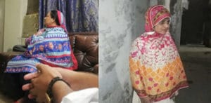 Pakistani Child Maid aged 10 Tortured by Lady Employer f