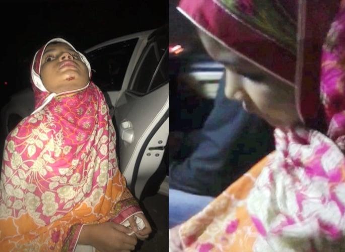 Mtoto wa kike wa Pakistani mwenye umri wa miaka 10 Kuteswa na Mwajiri wa Lady