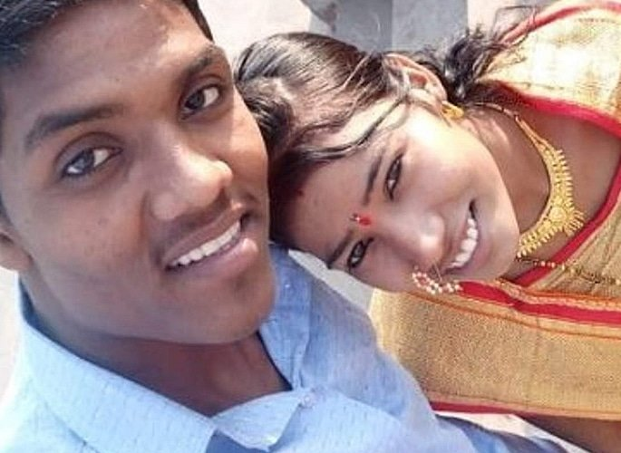 Pregnant Indian Wife and Husband set on Fire by Family