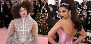Priyanka and Deepika stun at Met Gala 2019 f