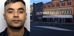 Raged Driver Mowed Down Soldier outside Nightclub f