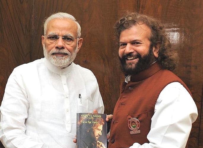 Singer Hans Raj Hans wins Delhi Seat in Indian Elections