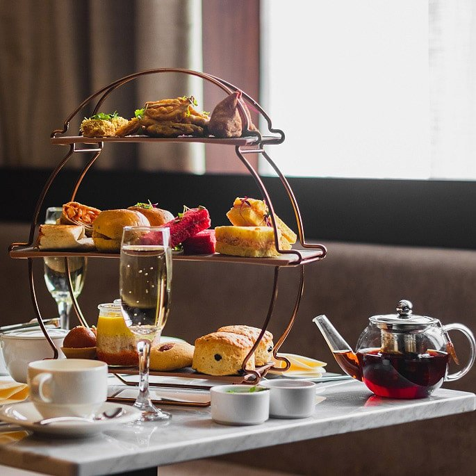 Special Indian Afternoon Tea at Park Grand Lancaster Gate - IA 1