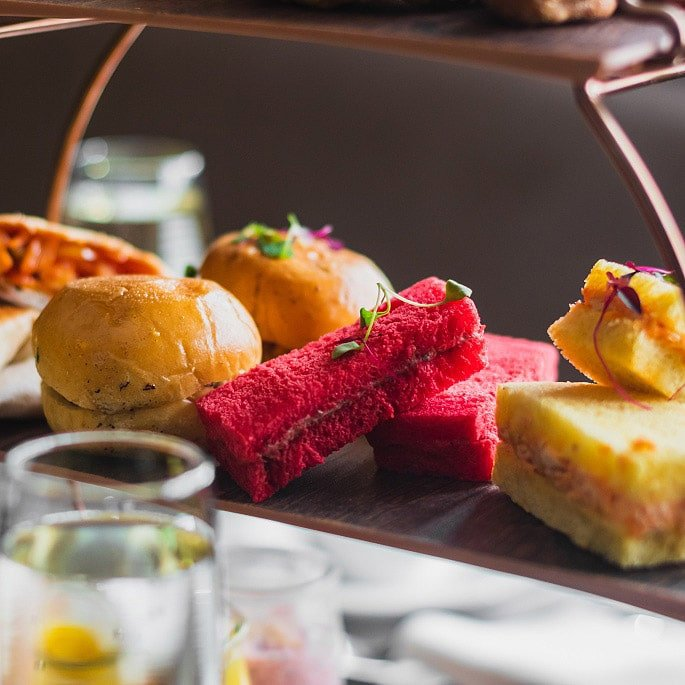 Special Indian Afternoon Tea at Park Grand Lancaster Gate - IA 2