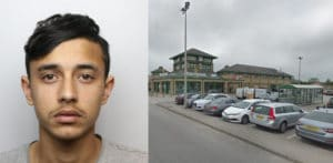 Teenager jailed for Carjacking Woman and Fleeing to Pakistan f