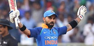 Virat Kohli is No.1 Batsman ahead of Cricket World Cup 2019 f