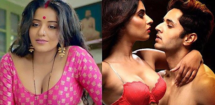 10 Bold Indian Web Series with Sexual Content f