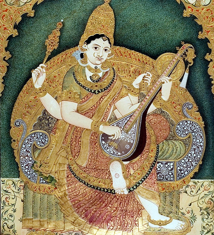 7 Types of Indian Paintings defining Culture - mysore