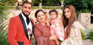 Amir Khan gets trolled for Photo of Wife & Mother-in-Law f