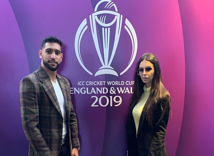 Amir Khan promises to Avenge Pakistan's Cricket Loss