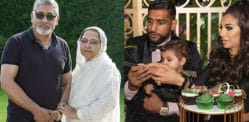 Amir Khan's Parents blast Granddaughter's £75k Birthday Party