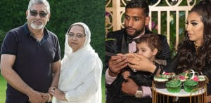 Amir Khan's Parents blast Granddaughters £75k Birthday Party ft