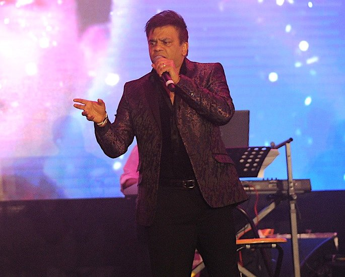 Amit Kumar Musical Tribute to Rajesh Khanna & UK Tour 2019 - IA 5