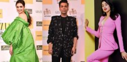 Best Dressed Bollywood Stars at Grazia Millennial 2019 Awards