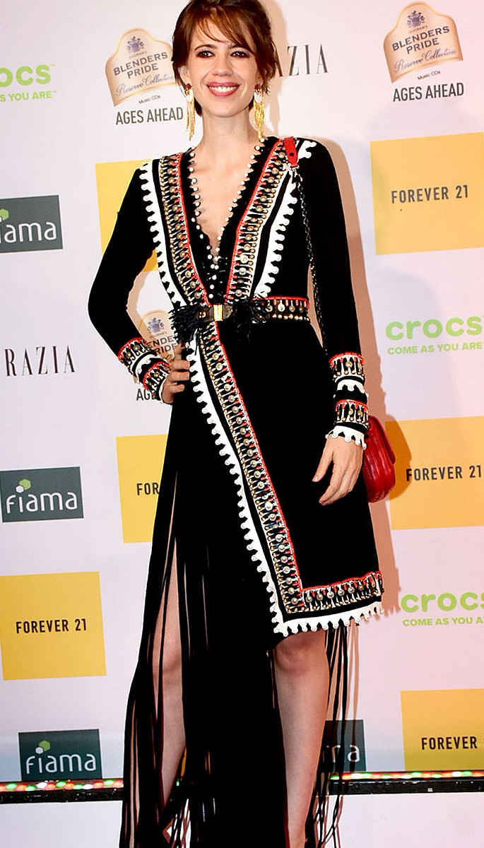 Best Dressed Bollywood Stars at Grazia Millennial 2019 Awards - kalki