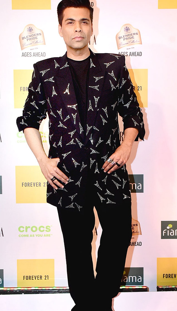 Best Dressed Bollywood Stars at Grazia Millennial 2019 Awards - karan