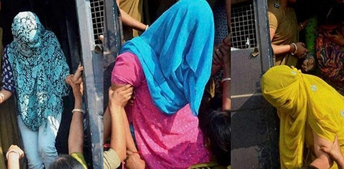 Bollywood Actresses arrested as Part of Prostitution Racket f