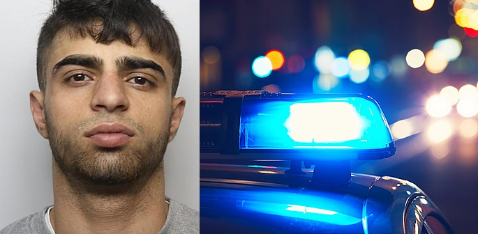 Child Sex Groomer jailed after Police Car Chase with Victim in Car f