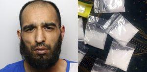 Drug Dealer jailed after Cocaine found in Ex-Partner's Bra f