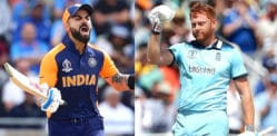 England topple India to Keep Cricket World Cup Hopes Alive