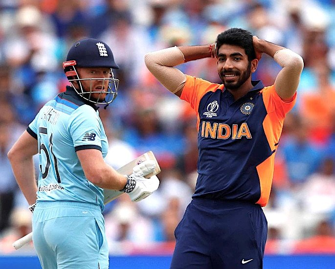 England topple India to Keep Semi-Final Hopes Alive - IA 2