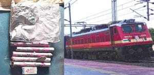 Ex-Lover of Woman tried to Blame Husband for 'Train Bomb' f