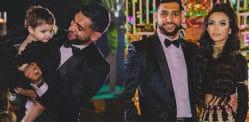 फरयाल मखदूम और आमिर ने अलयना के लिए £ 75k बर्थडे पार्टी फेंकी