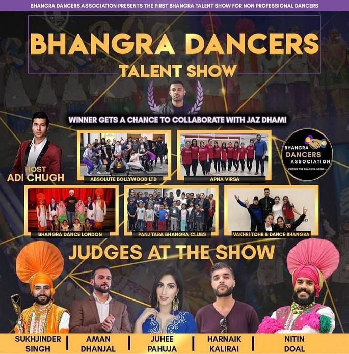 Bhangra Dancers Association