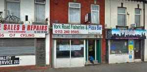 Grandmother threatens Man with Knife in Fish Shop Fight f