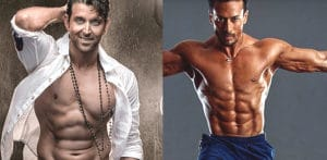 Hrithik Roshan to get £5.4m For Film with co-star Tiger Shroff f