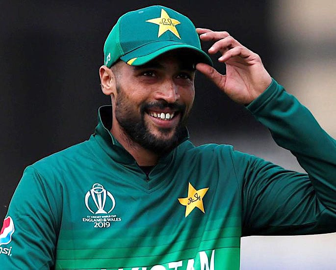 India vs Pakistan: ICC Cricket World Cup 2019 - Mohammad Amir