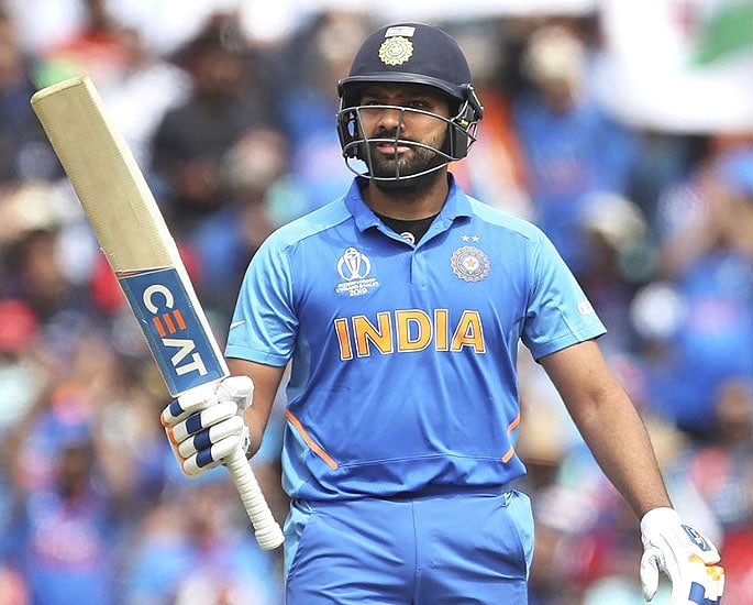 India vs Pakistan: ICC Cricket World Cup 2019 - Rohit Sharma