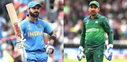 ભારત વિ પાકિસ્તાન: આઈસીસી ક્રિકેટ વર્લ્ડ કપ 2019