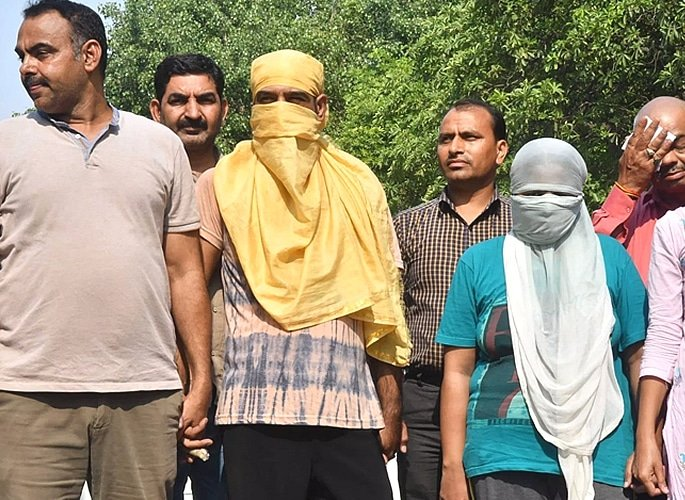 Indian Couple arrested for Triple Murder in South Delhi