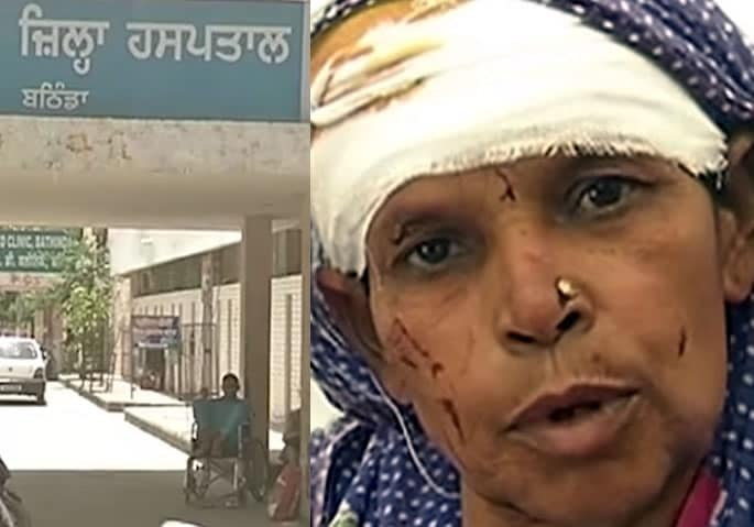 Indian Man kills Wife and Attacks his Mother -