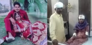 Indian Man kills Wife and Attacks his Mother Family f
