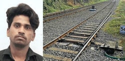 Indian Man threw Friend on Railway Track to Marry Wife