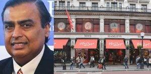 Mukesh Ambani looks to India to revive Hamleys f