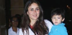 Kareena reveals if Taimur is making Bollywood Debut