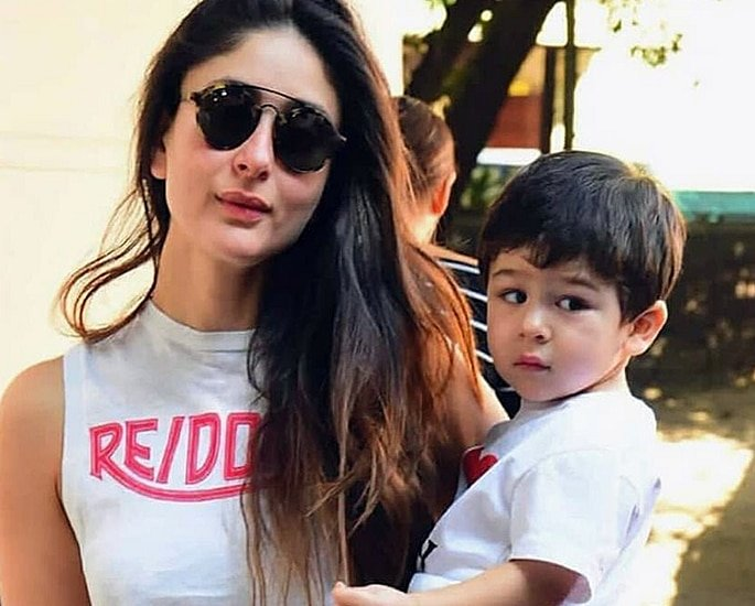 Kareena reveals if Taimur is making Bollywood Debut