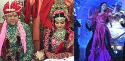 Katrina Kaif performs at £23m Indian Wedding
