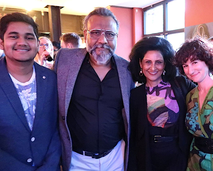 LIFF 2019 Opening Night Red Carpet & 'Article 15' - IA 2