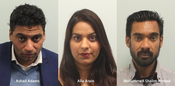 Magistrate, her Boyfriend and Friend sentenced for £60k Fraud f